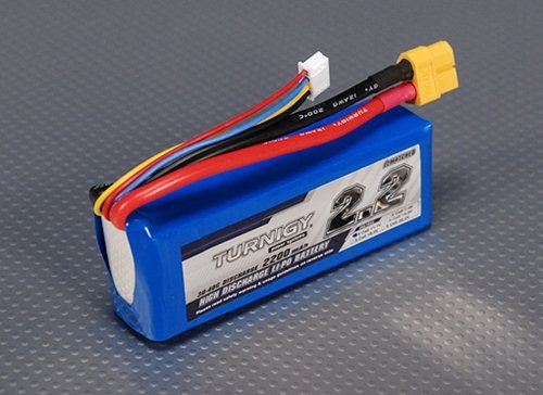 Pin Turnigy 2200mAh 3S 20C Lipo Pack